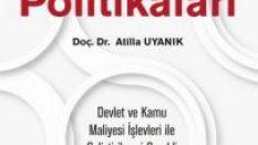 Maliye Politikaları Prof. Dr. Atilla UYANIK